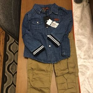 Adorable Boys 24 month 7 Jeans Outfit!